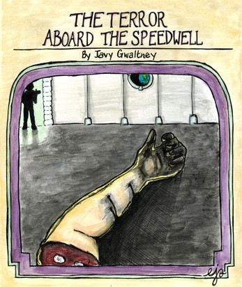 Terror Aboard The Speedwell
