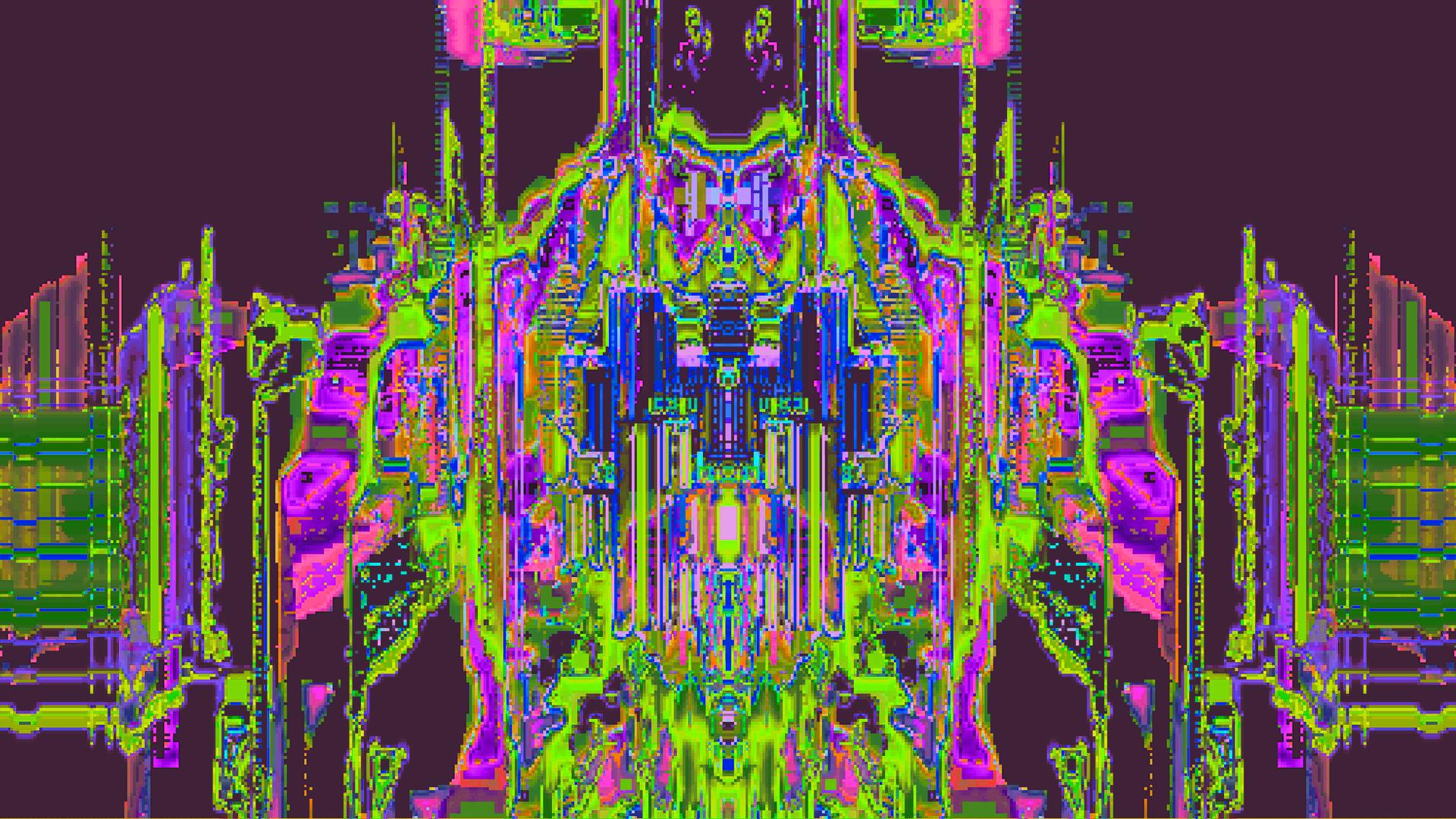 STRANGETHINK ART MACHINE