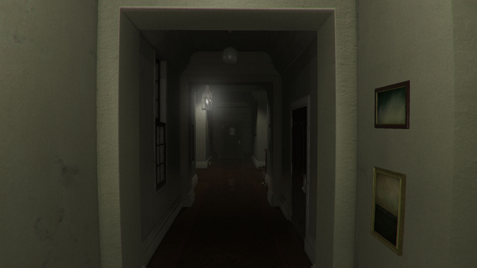 Allison Road oyunu