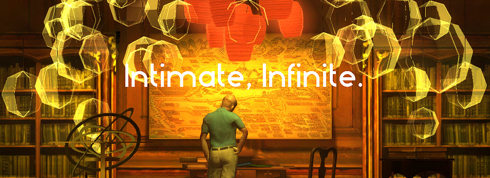Intimate, Infinite