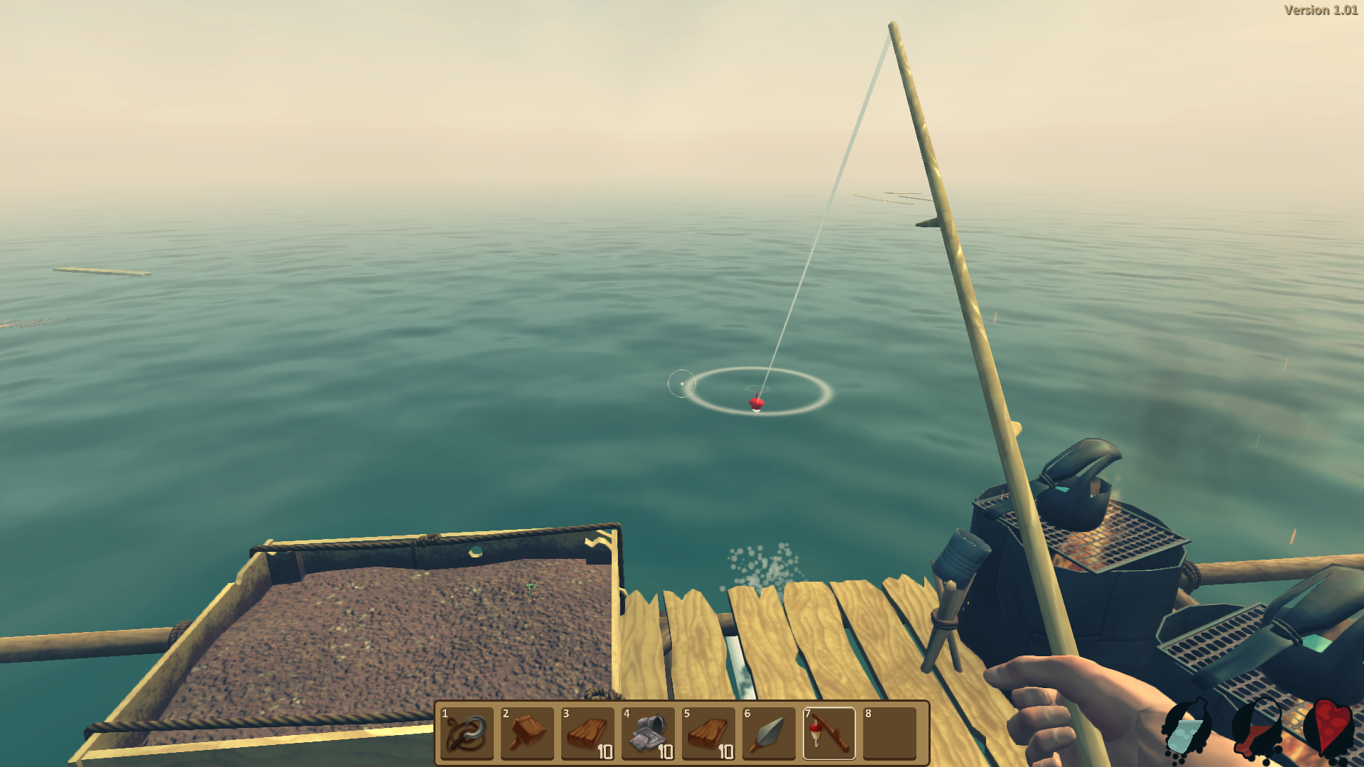 Free Download Raft Survival Game Full Version - Ronan Elektron