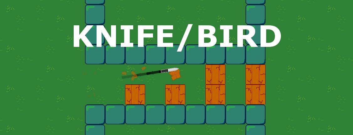 KNIFE/BIRD