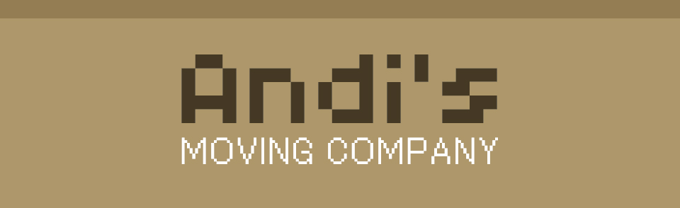 Andi's Moving Company