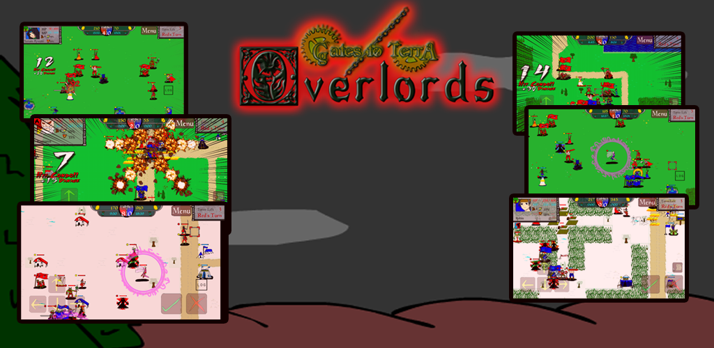 Gates to Terra - Overlords PC