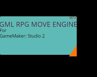 GML RPG Move Engine v.0.3.1