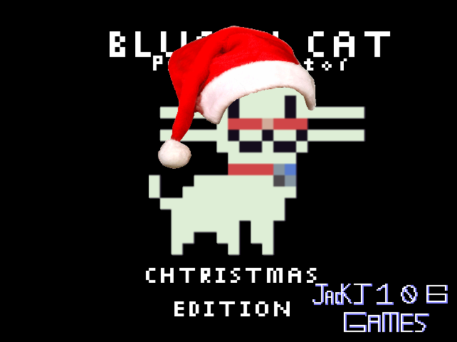Blushy cat pet simulator - Christmas edition