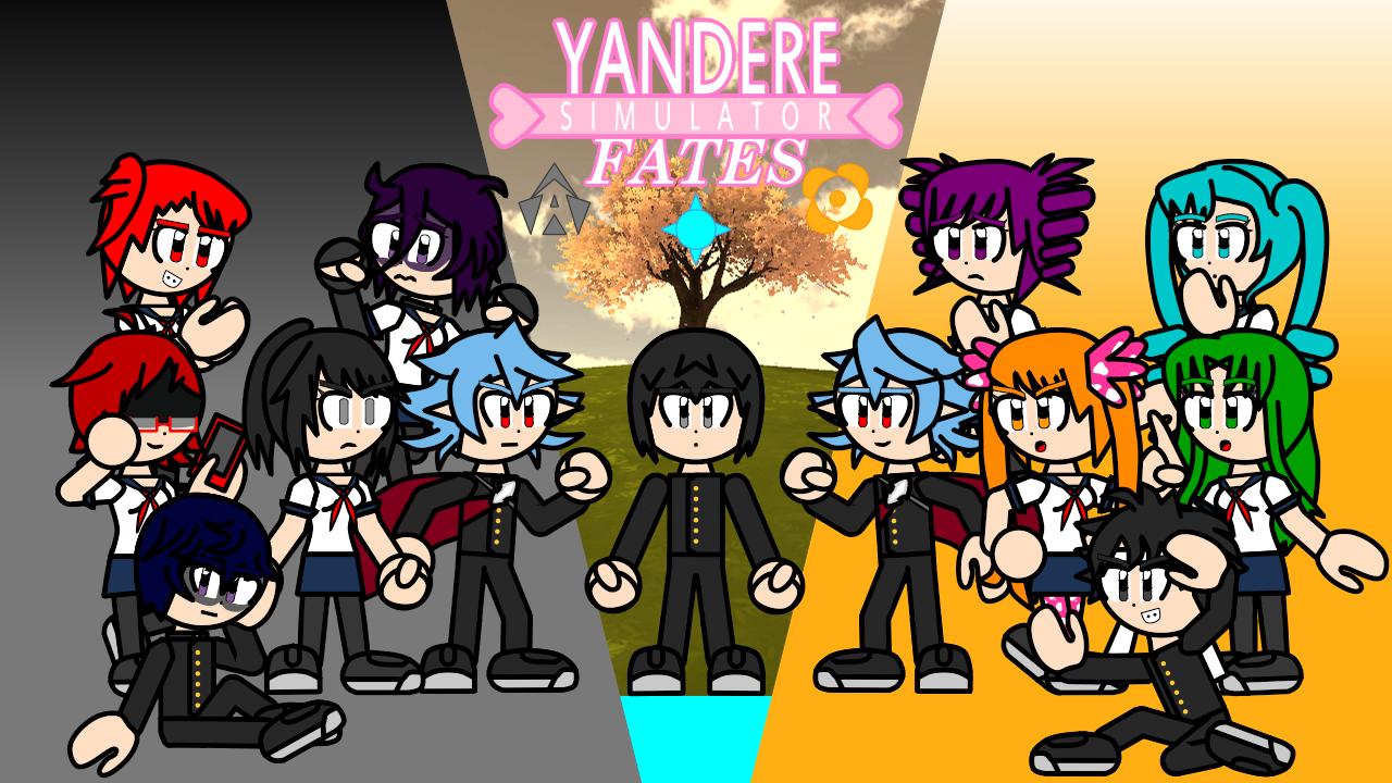 Yandere Simulator Fates (Corrin Revelations Only)