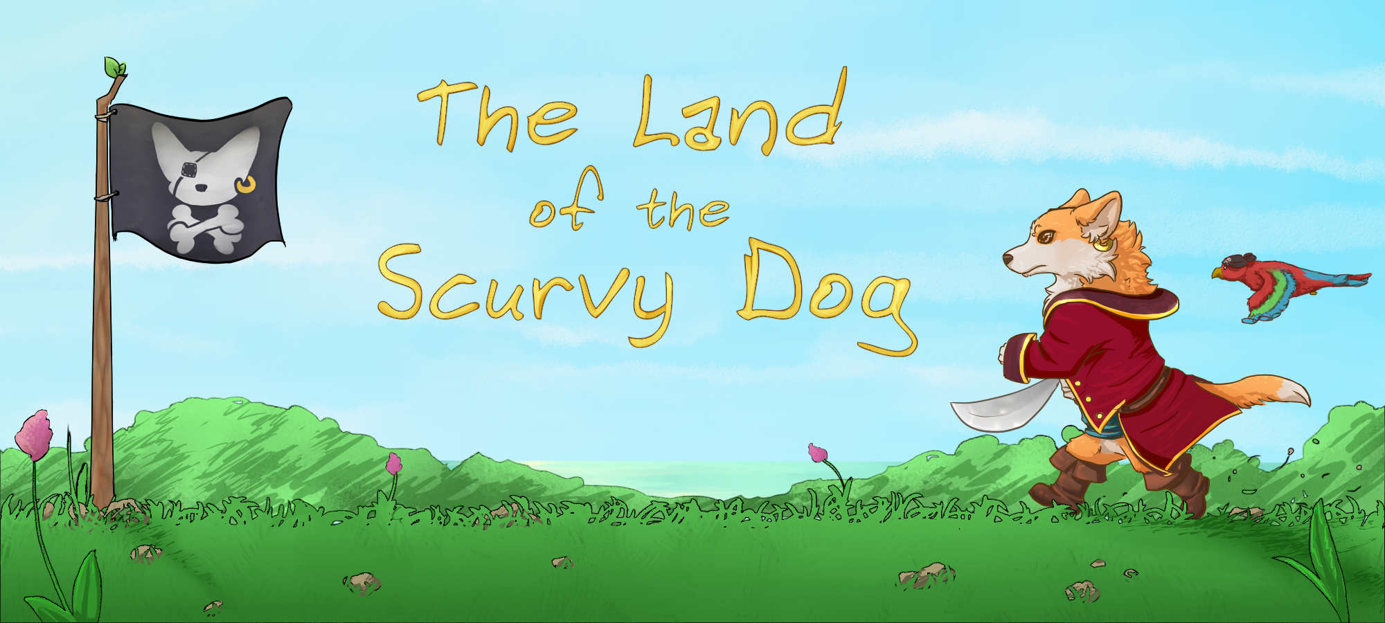 The Land of the Scurvy Dog