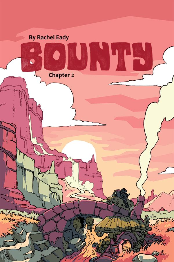 Bounty Issue Three