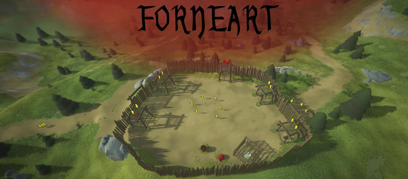 Forneart Beta - Tactical Castle Destruction