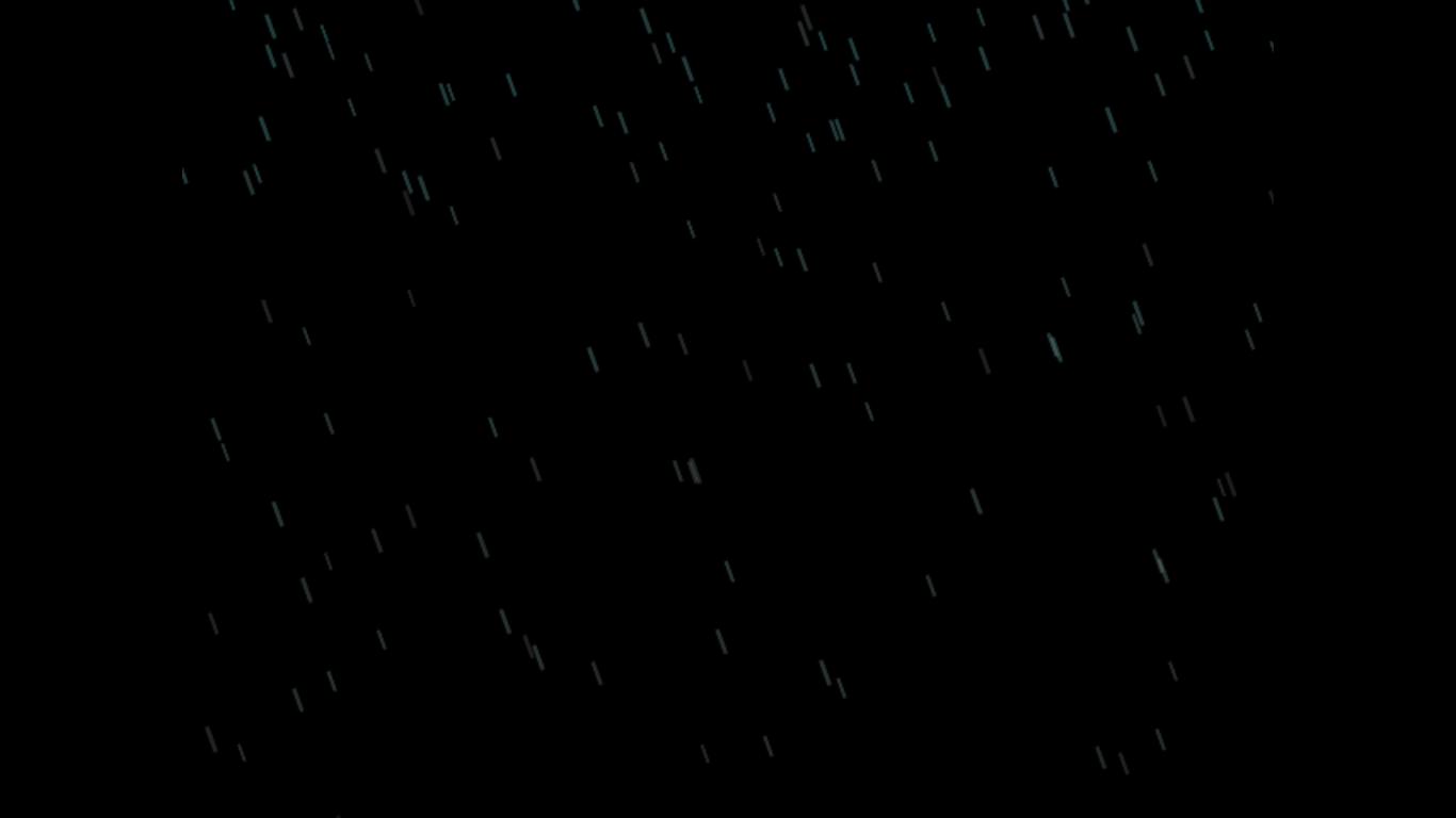 Rain Particle Asset
