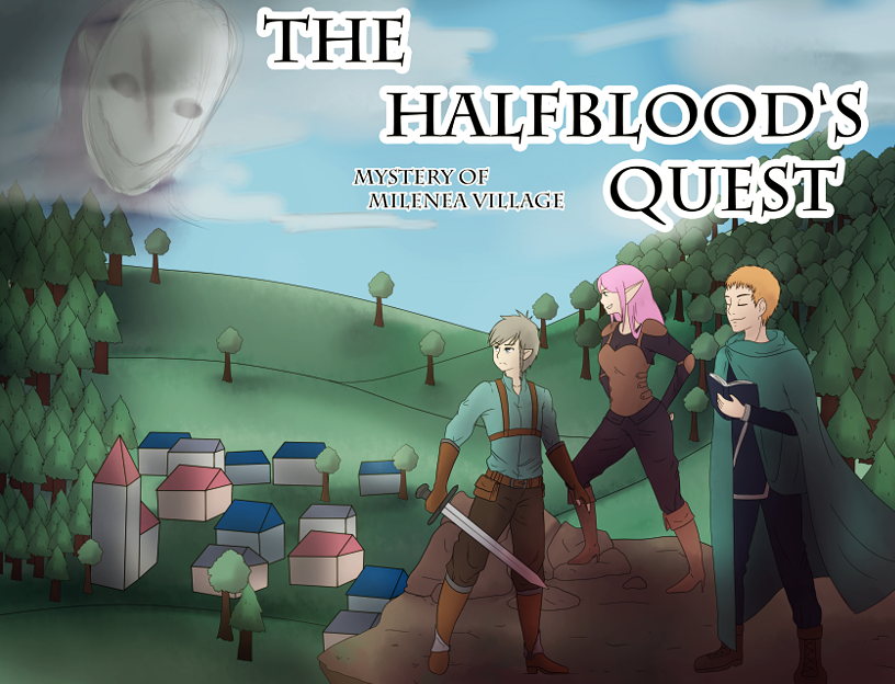 The Halfblood's Quest