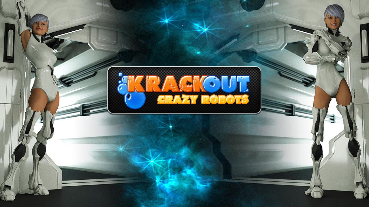 Krack Out - Crazy Robots