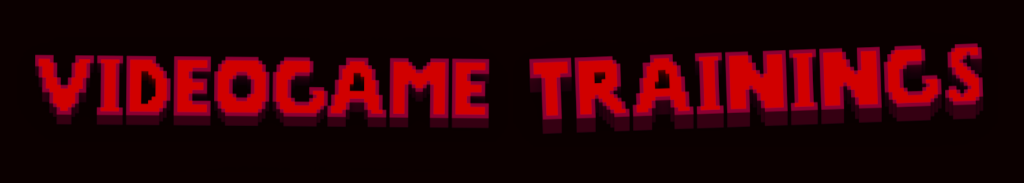 VideoGame Trainings E.P. I