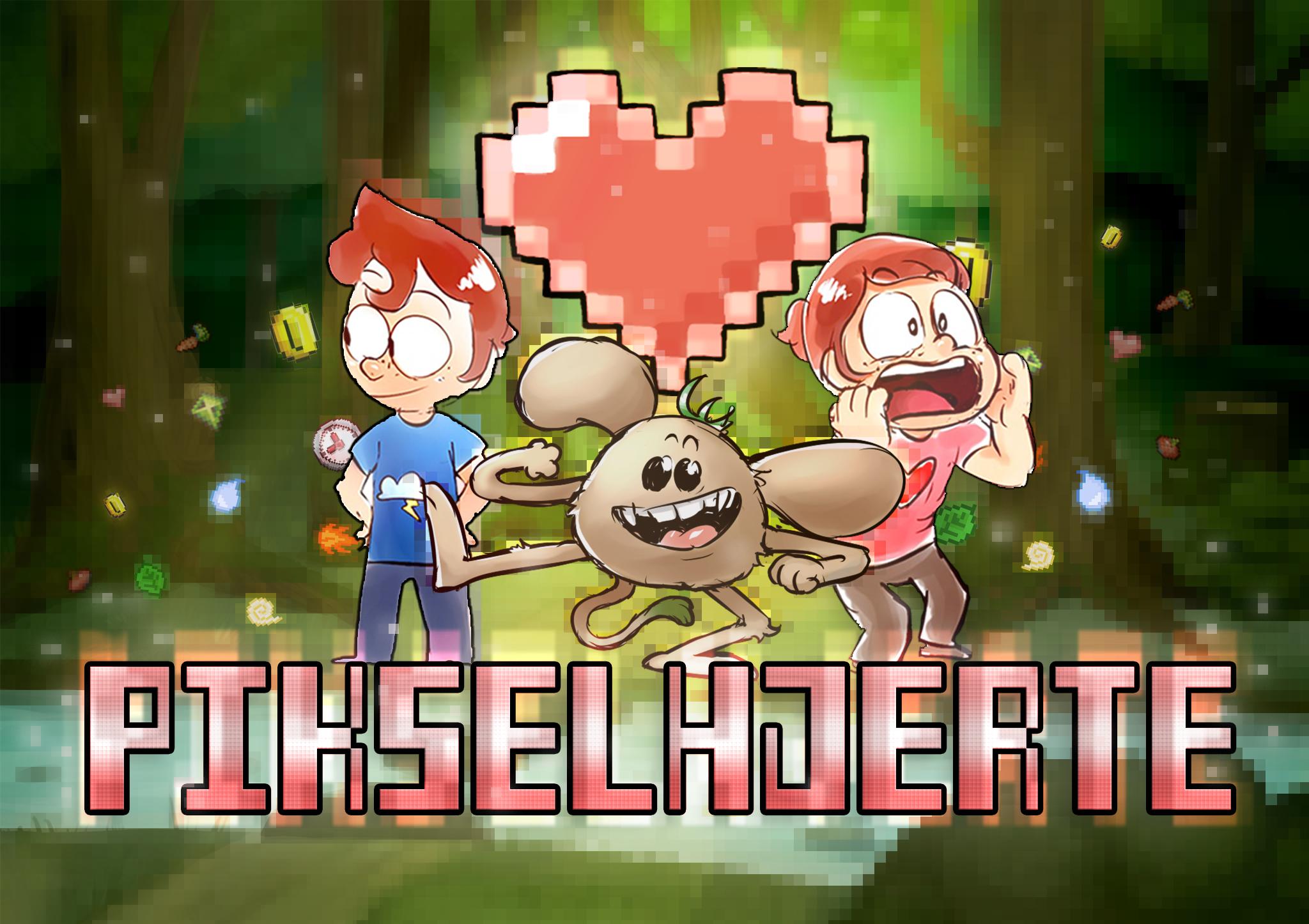 PixelHjerte The Game
