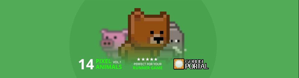 Game Animals Volume 1