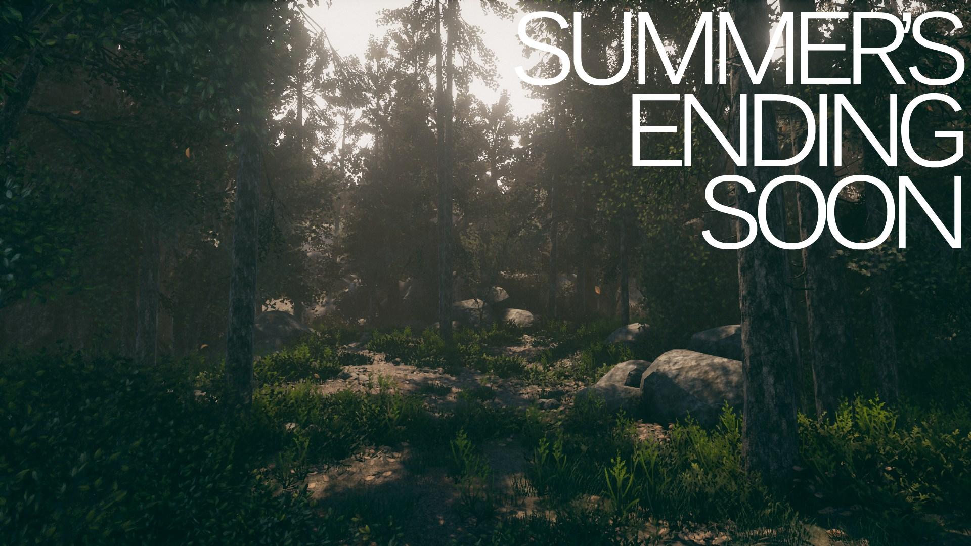 Summer's Ending Soon
