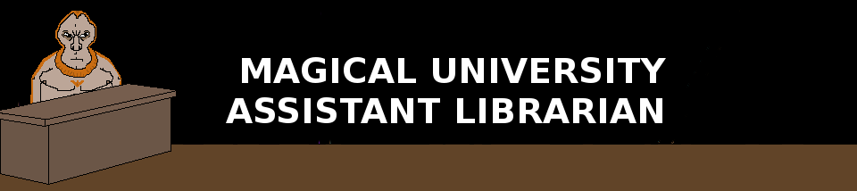 Magical University Assistant Librarian