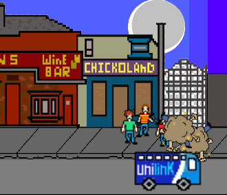 Screenshot from Jesticles