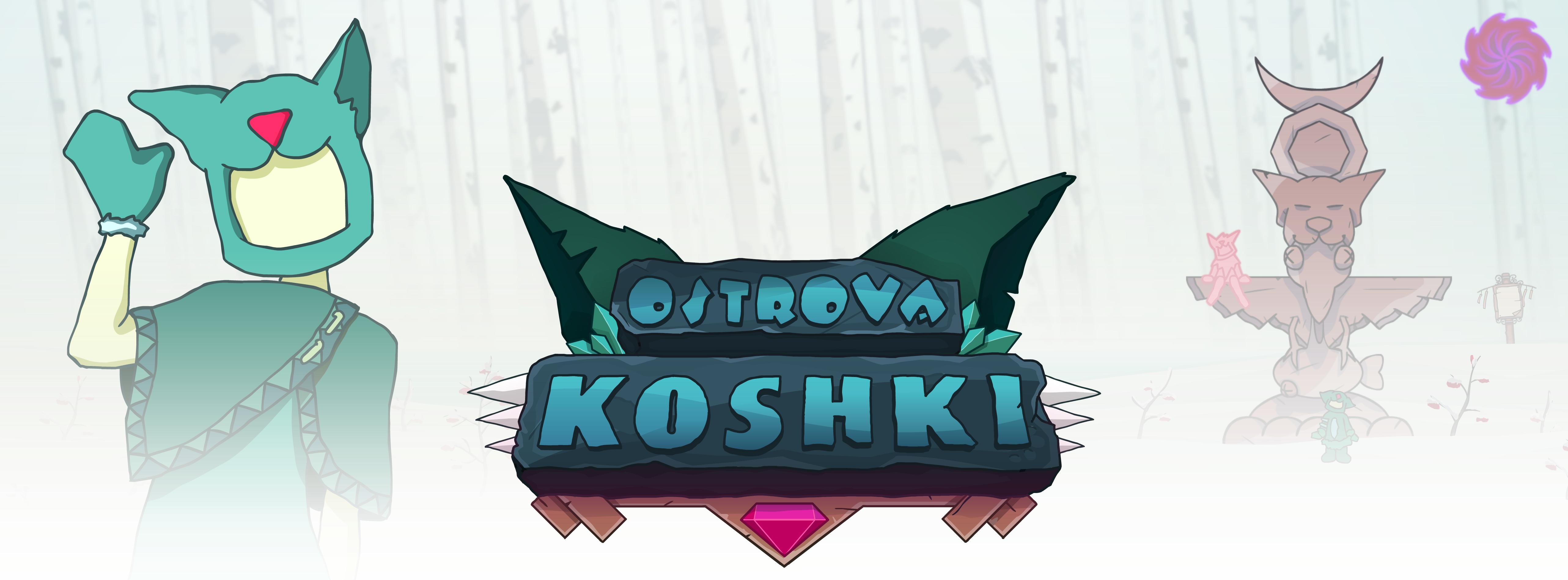 Ostrova Koshki