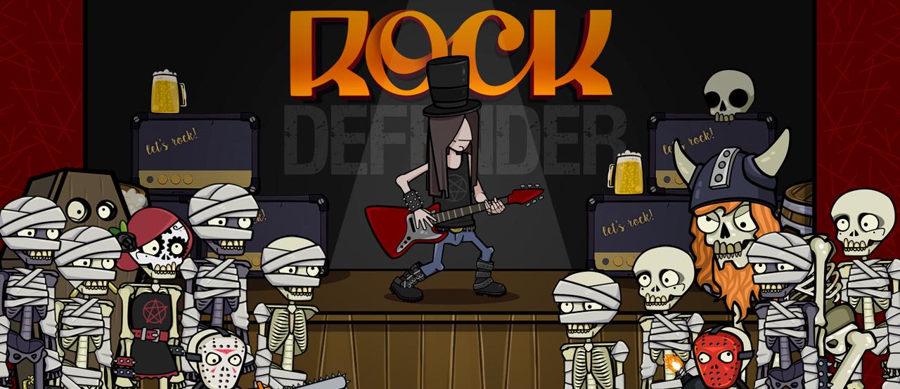 Rock Defender