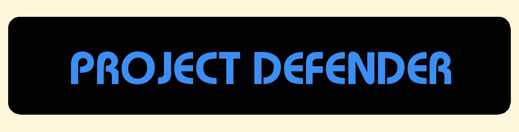 Project Defender