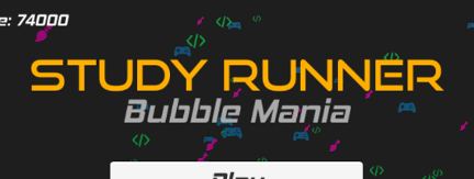 Study Runner: Bubble Mania