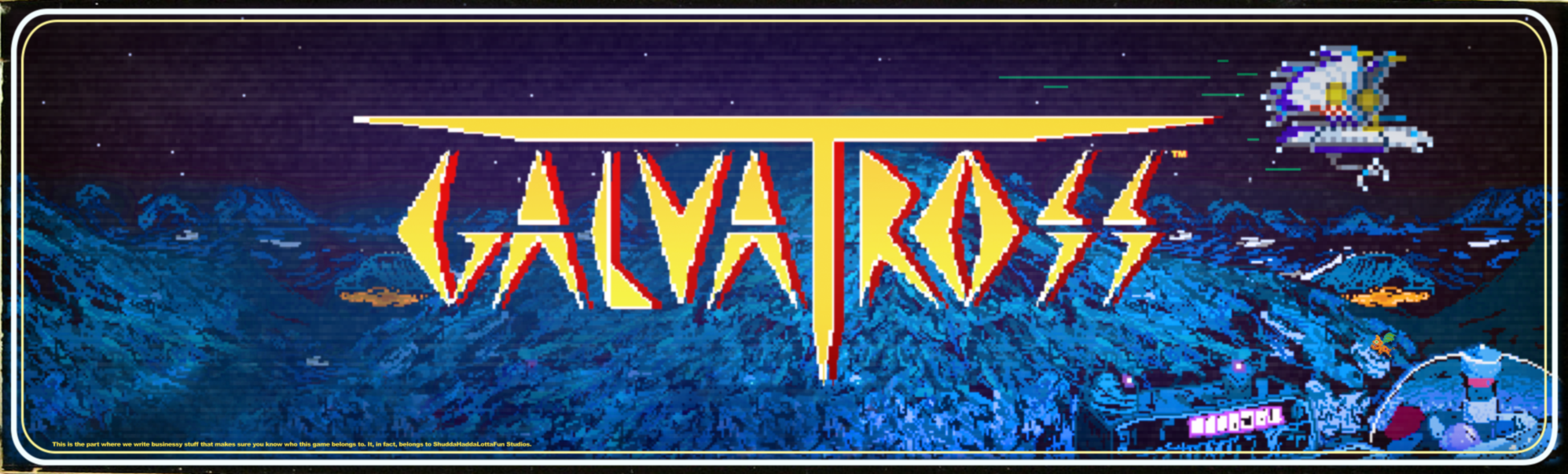 Galvatross