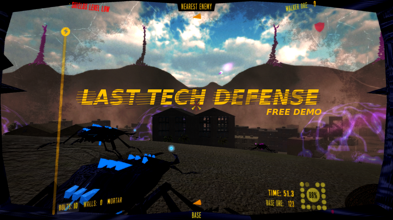 Last Tech Defense (FREE DEMO)