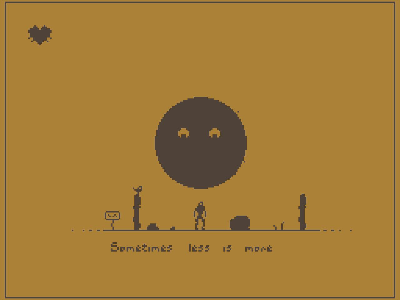 Desert Pixel Font