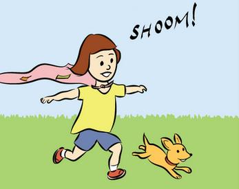 Hero - a short short comic