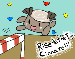 Rise to the Top, Cinnaroll!