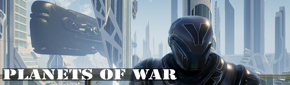 PLANETS OF WAR
