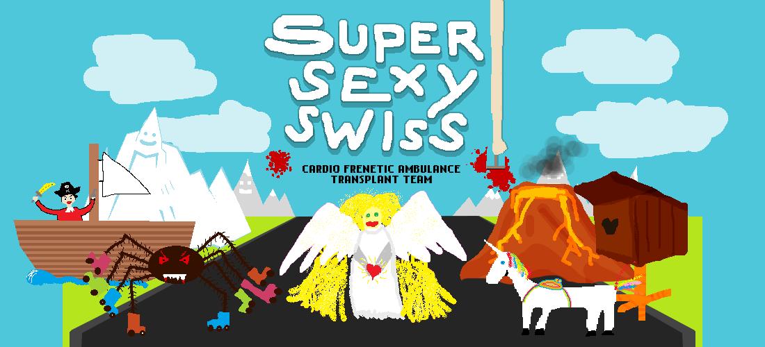 Super Sexy Swiss