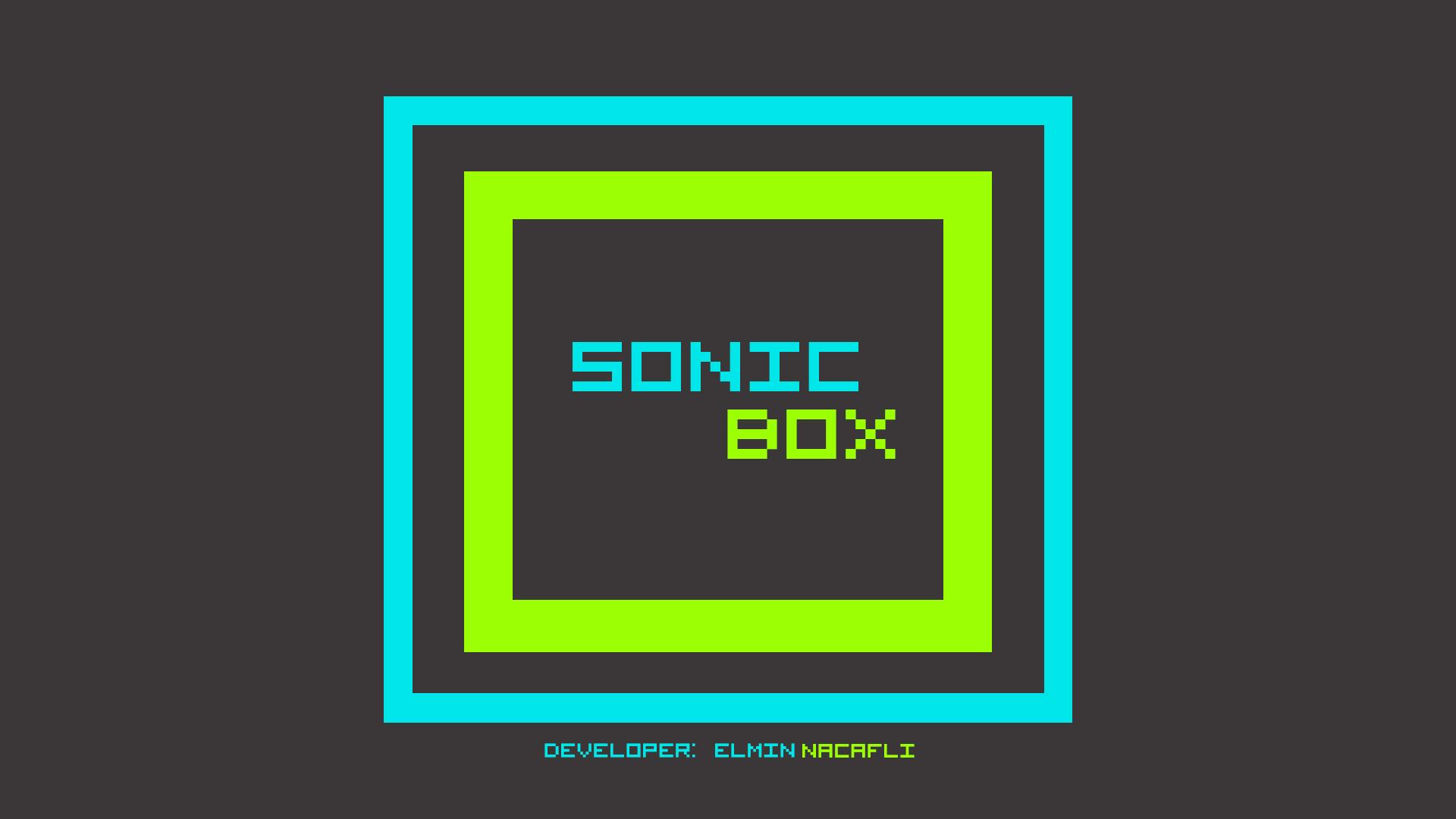 SONIC BOX