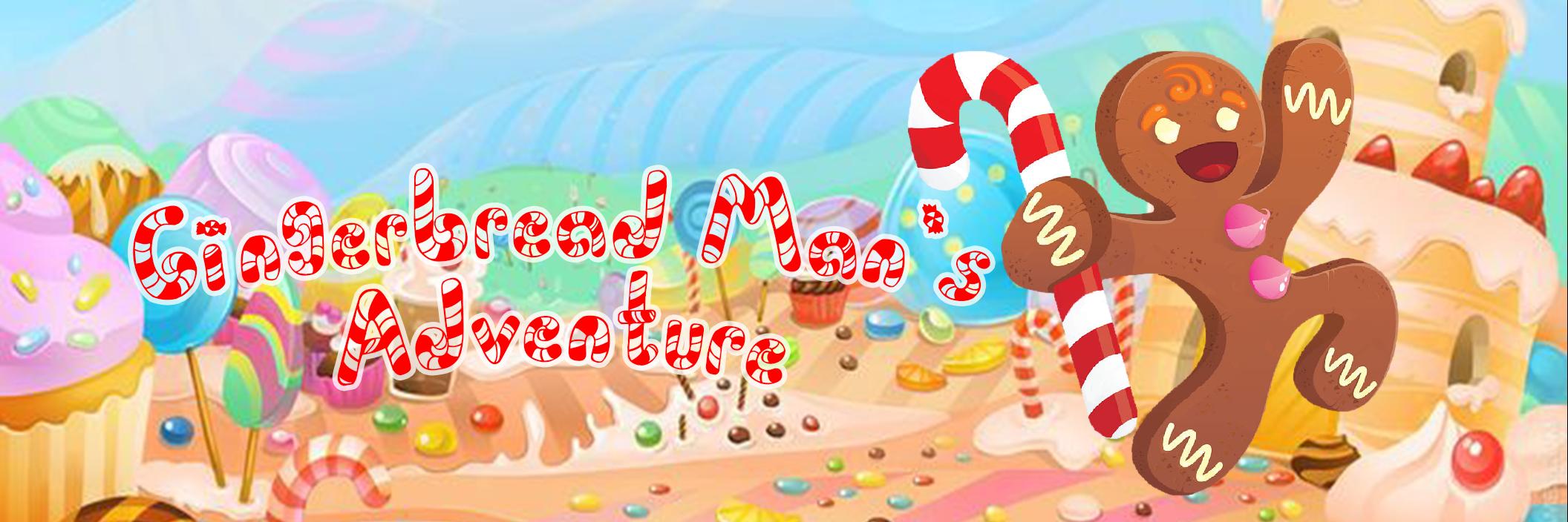 Gingerbread Man's Adventure