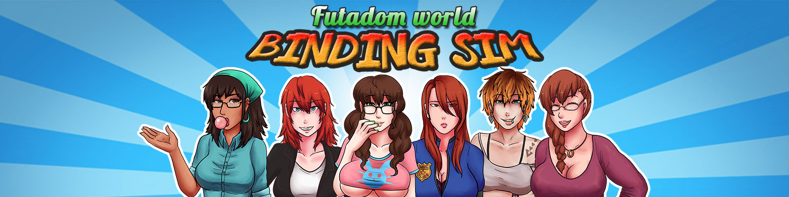 FutadomWorld - Binding Sim v0.1