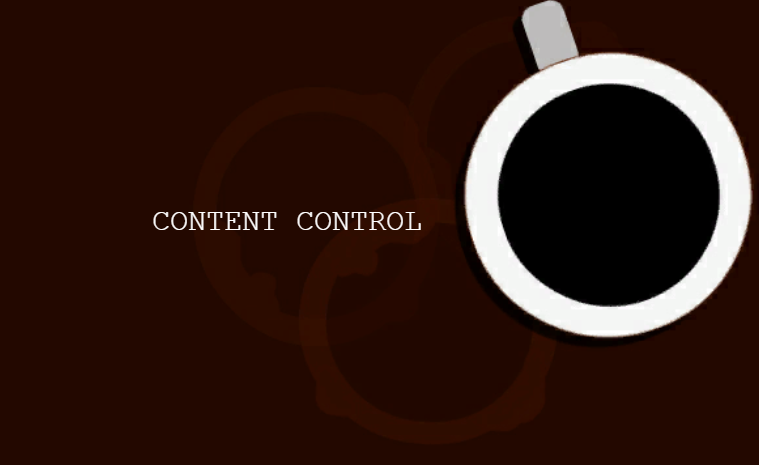 Content Control