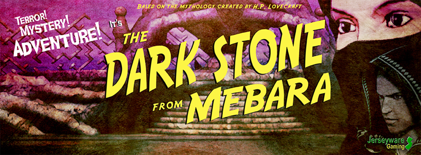 The Dark Stone from Mebara