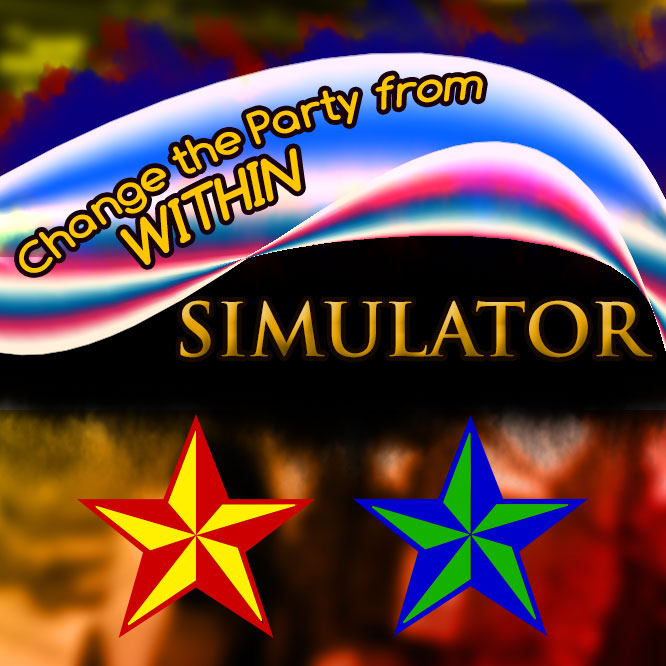 Change the Party from Within Simulator