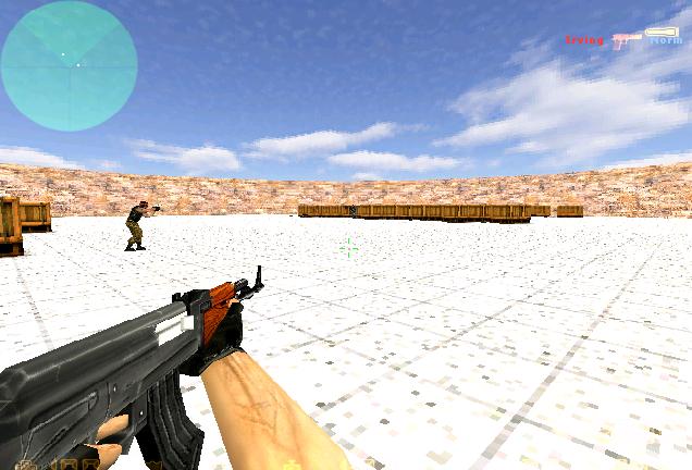 Counter Strike 1.6 Cornelius gaming map!