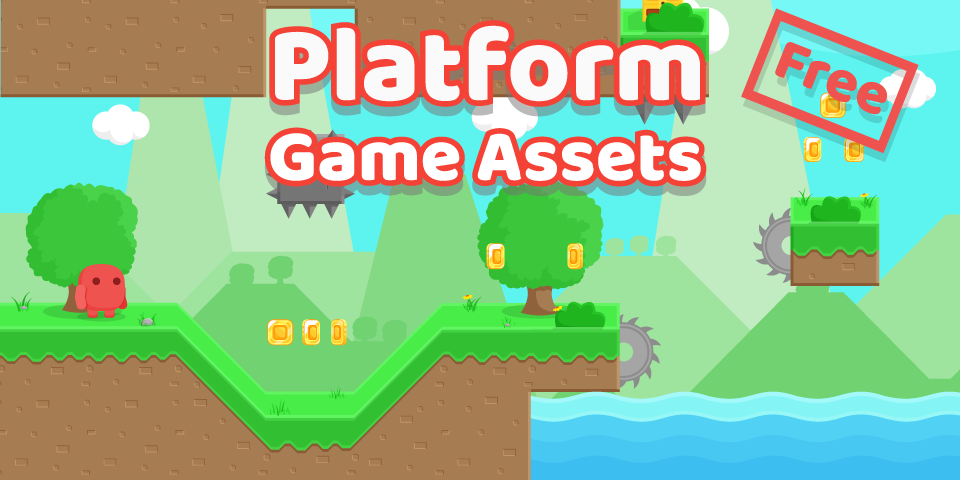 Released] Free Platform Game Assets - 2D Art - itch.io