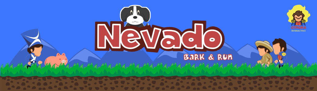 Nevado - Bark & Run