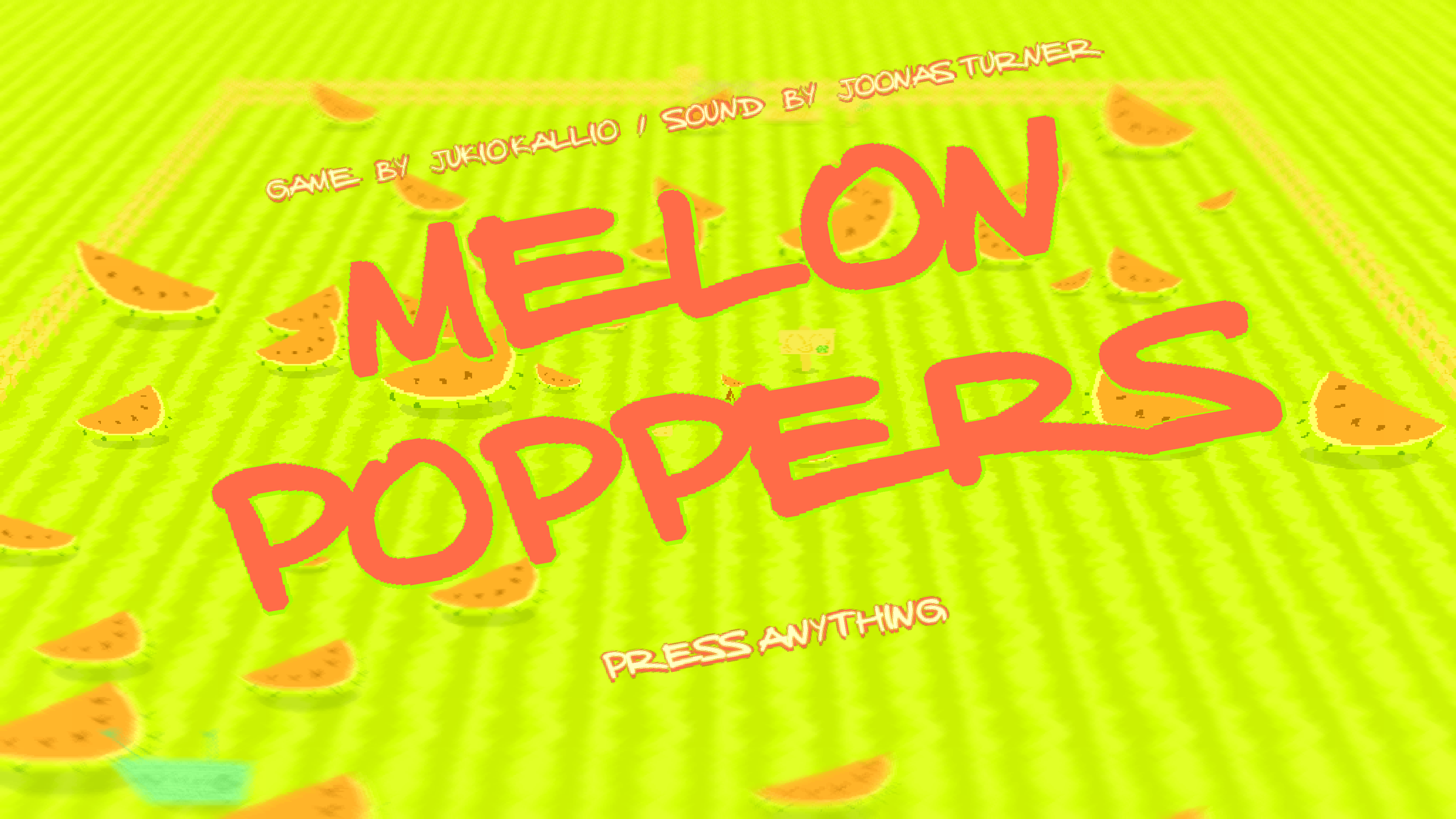 Melon Poppers