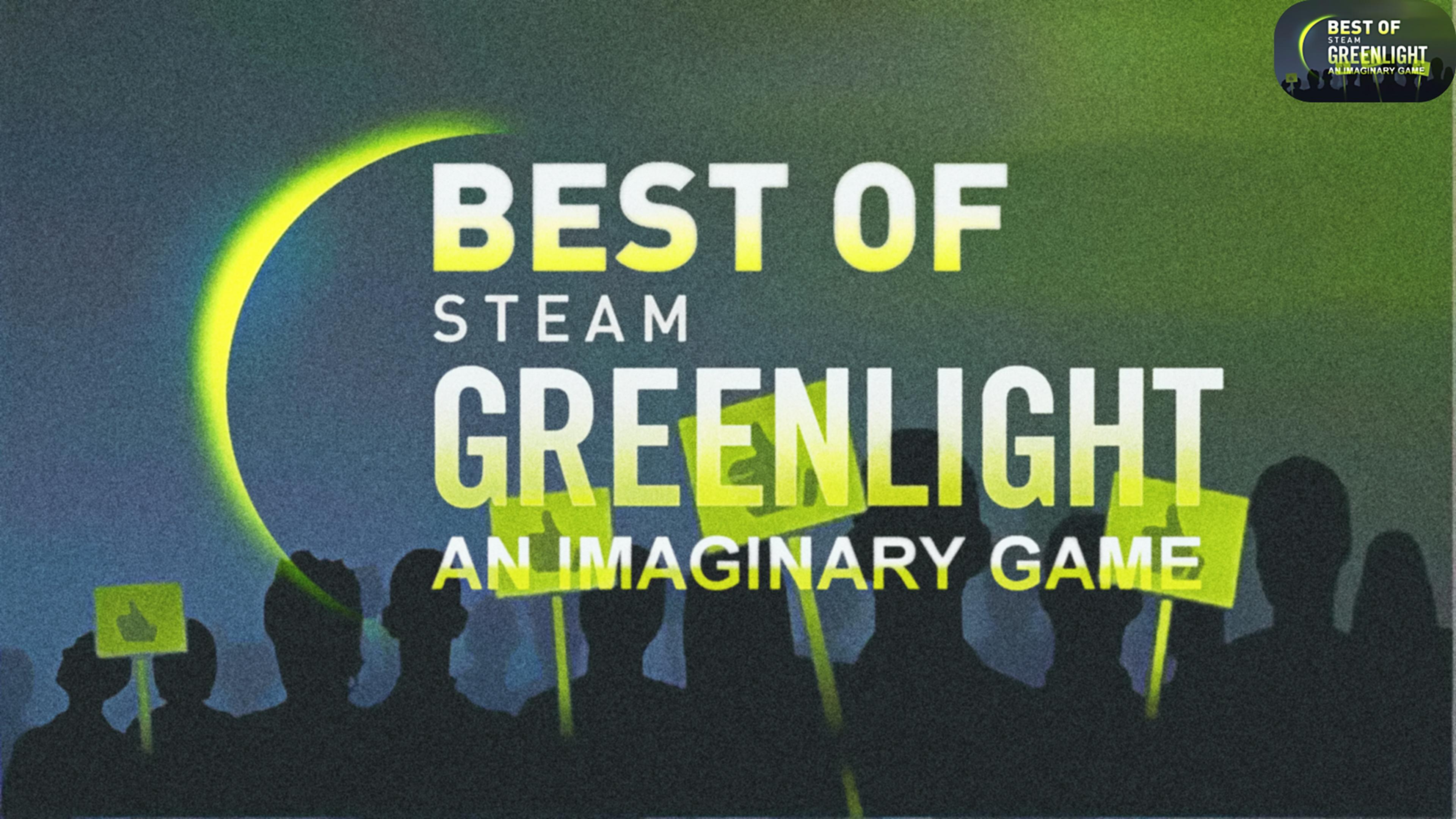 Best Of Steam Greenlight: An Imaginary 4k Game