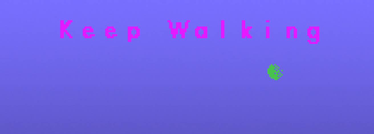 Keep Walking EP
