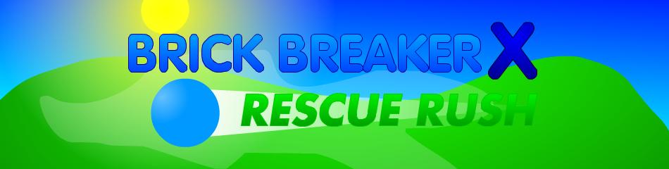 Brick Breaker X: Rescue Rush