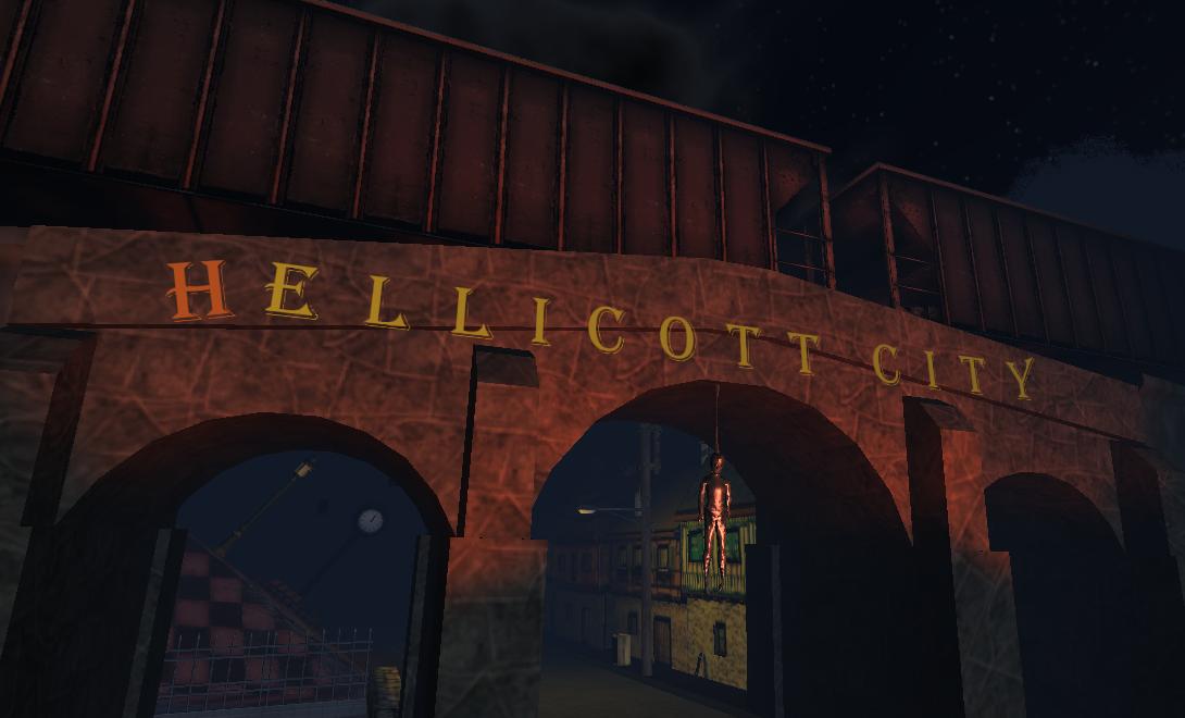 Hellicott City
