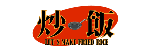 Let's make fried rice