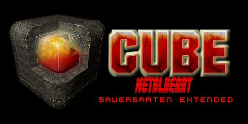 Cube MetalHeart